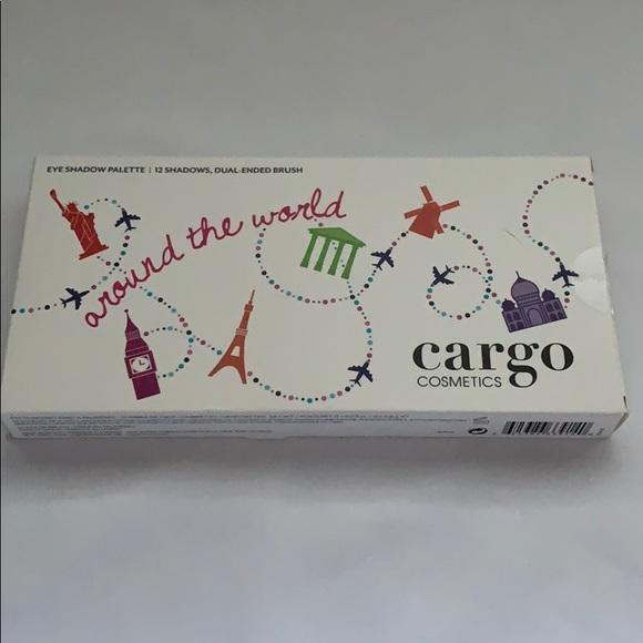 Cargo Other - BNIB Cargo Around the World Palette